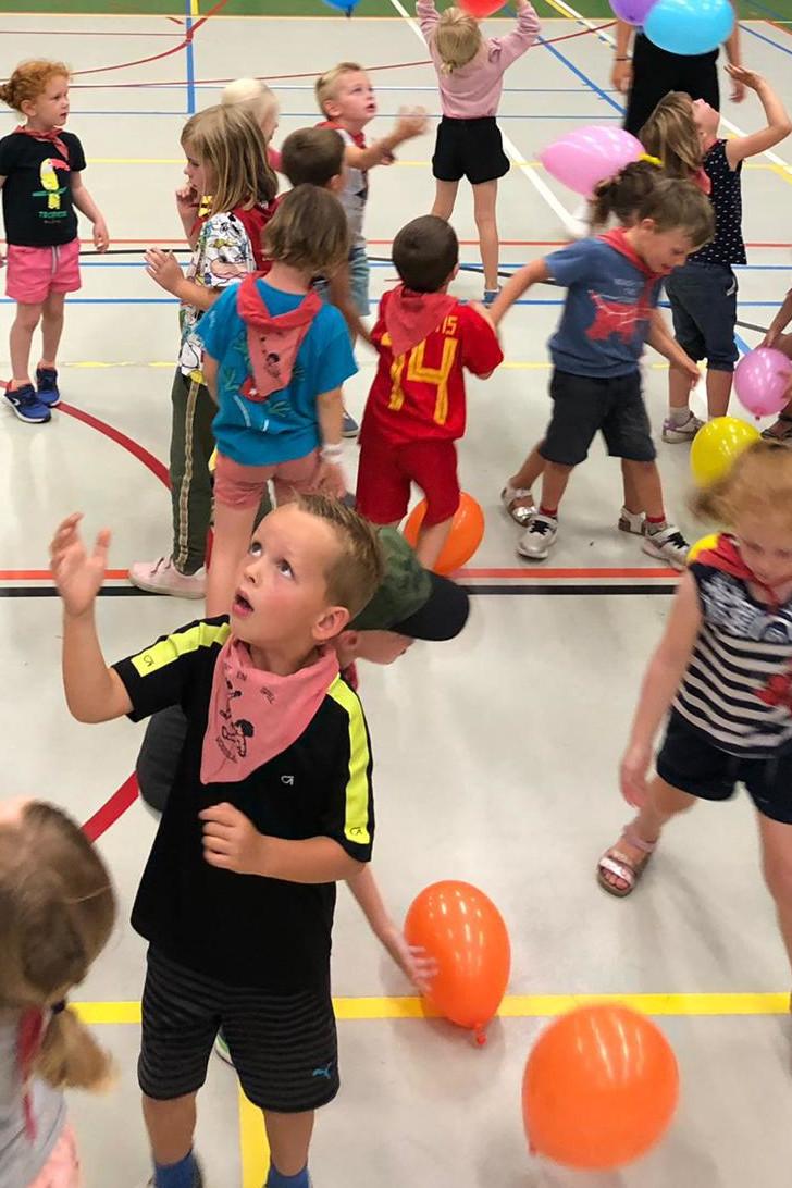 Omnisport door Sportschool Play, Playacademy