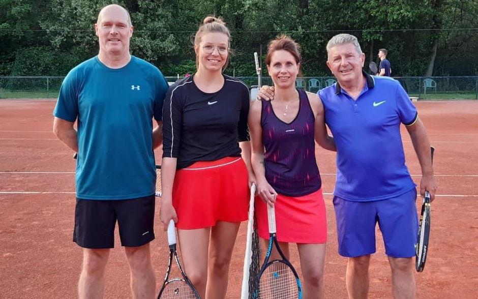 Tennis lessen voor competitie bij Tennisschool Play